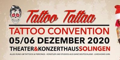 "Tattoo Convention Solingen ""TattooTattaa"""