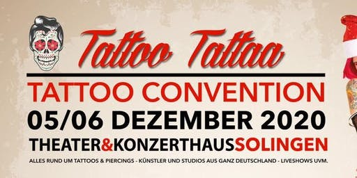 "Tattoo Convention Solingen ""TattooTattaa"""
