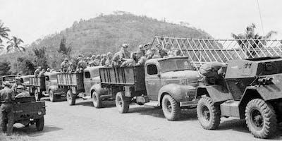 'Koloniale militaire geschiedenis' — Lezing door Pauljac Verhoeven