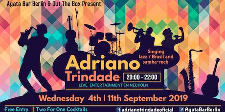 Adriano Trindade - Jazz Brasil Samba-Rock tickets