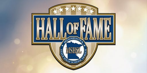2019 Minnesota State High School League Hall of Fame  Induction Ceremony