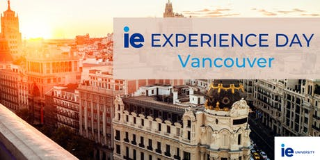 IE Experience Day - Vancouver tickets
