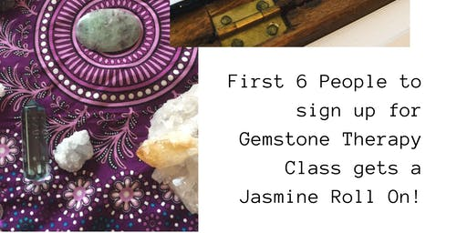 Gemstone Therapy DIY