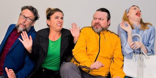 TOC - Uma comédia obsessiva compulsiva | Sesc Passo Fundo | Teatro