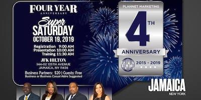 Jamaica, New York -  PlanNet Marketing Four Year C