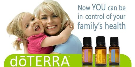 Natural Solutions with Essential Oils - August tickets