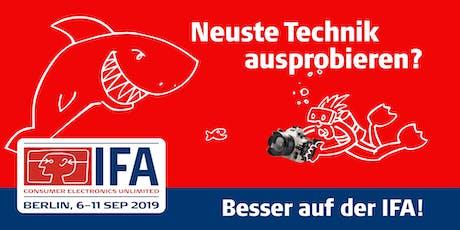 IFA 2019 Tickets