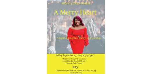 Sisters By Choice Presents A Merry Heart