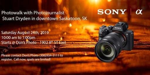 Photowalk with Sony
