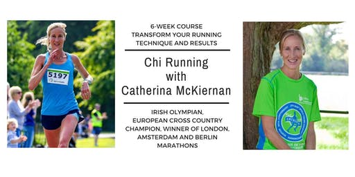 Run with Olympian Catherina McKiernan - 6 Week Running Course, Dublin Blackrock Park 4/9
