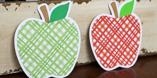 Magic of Mentoring Green Apple