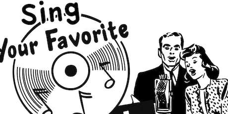 Sing Sing – das etwas andere Mitsing-Konzert Tickets