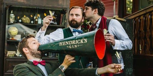 HENDRICK'S GIN Presents  The Journey of (Tini) Martini Enlightenment