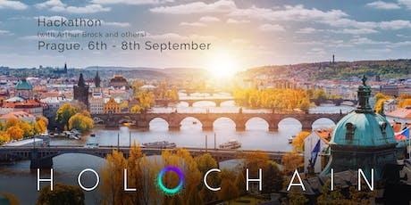 Holochain hackathon in Prague tickets