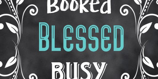 Booked, Blessed & Busy : Social Media L n' L