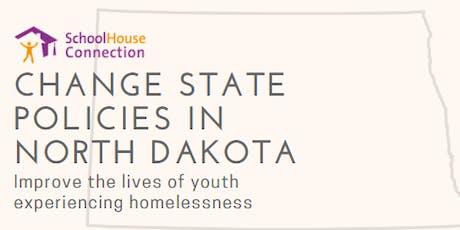Change State Policies in North Dakota tickets