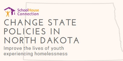 Change State Policies in North Dakota