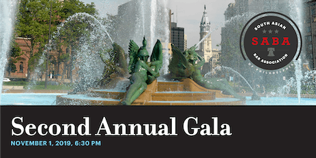 SABA Philadelphia Second Annual Gala  tickets