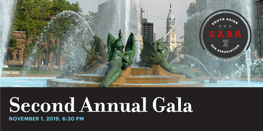 SABA Philadelphia Second Annual Gala