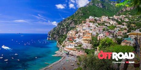 OffRoad: Il Sentiero degli Dei & Napoli biglietti