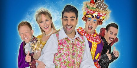 Mother Goose	  Christmas Panto tickets