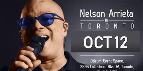 Nelson Arrieta Tour Baila Pegao' Toronto 2019 tickets