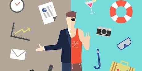 Work-Life-…Balance oder Integration? Mehr Erfolg durch weniger Arbeit? Tickets