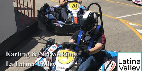 2º Karting & Networking entre profesionales eComm - La Latina Valley Madrid tickets
