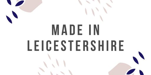 Made in Leicestershire Mentoring Event
