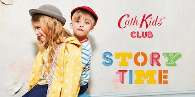 Cath Kids Club: Story Time in Brighton