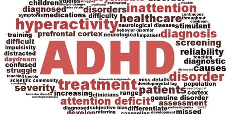 Understanding ADHD: Psychoeducation Group for Young People  tickets