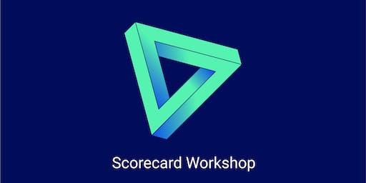 Digital Transformation Scorecard workshop by 7Lab