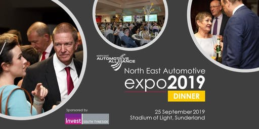 North East Automotive Expo Dinner 2019