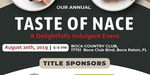 Taste Of NACE 2019