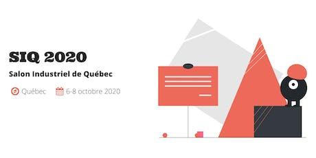 Salon industriel de Québec billets
