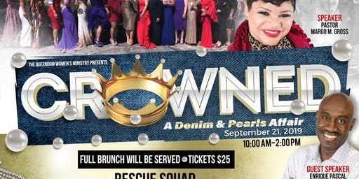 The Queendom Presents CROWNED