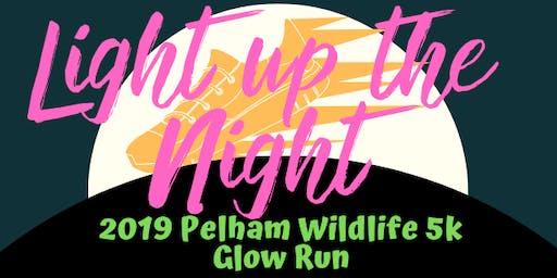 2019 Pelham Wildlife 5K Glow Run