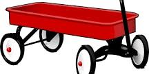 Red Wagon Walk