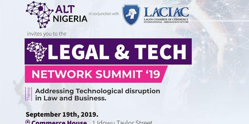 Africa Legal and Tech (ALT) Network Summit 2019