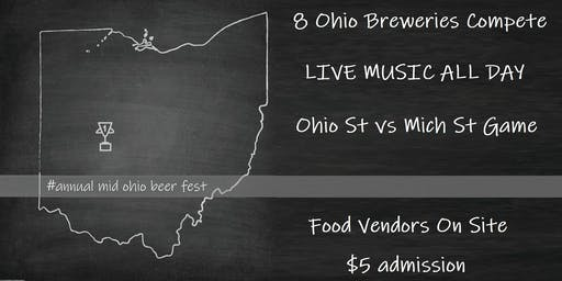 Annual Mid Ohio Beer Fest