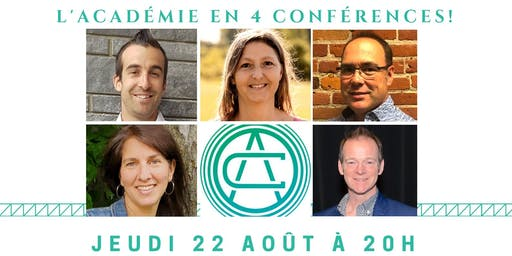 Conférences Trois-Rivières