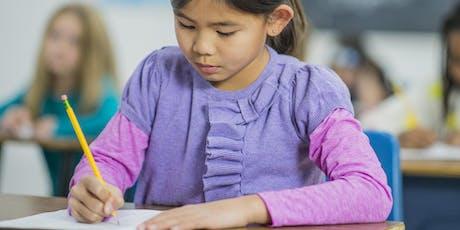 Accent sur la littératie: analyse qualitative de travaux écrits d'élèves billets