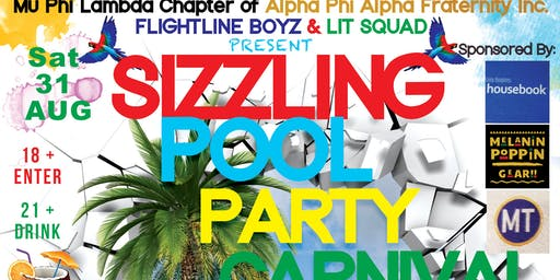 Sizzling Summer Pool Party Series Vol 2: Carnival