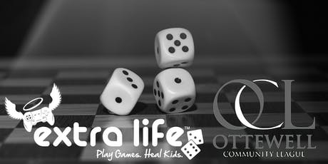 Ottewell Extra Life Game Day 2019 tickets