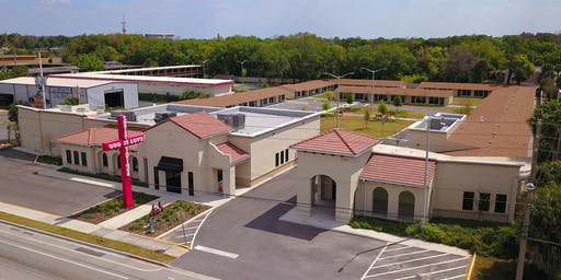 Orlando Union Rescue Mission-Project Hope Grand Opening
