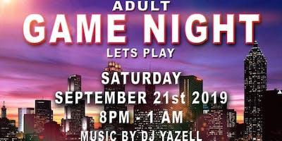 Adult Game Night Virgo Edition
