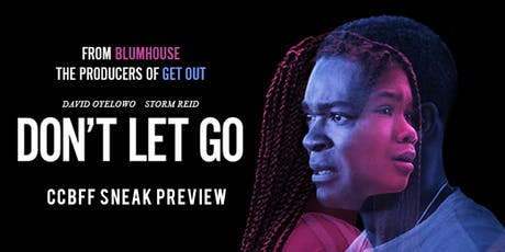 FREE Preview Screening of Don't Let Go tickets