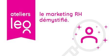 Le marketing RH démystifié - Saint-Jean-Sur-Richelieu billets
