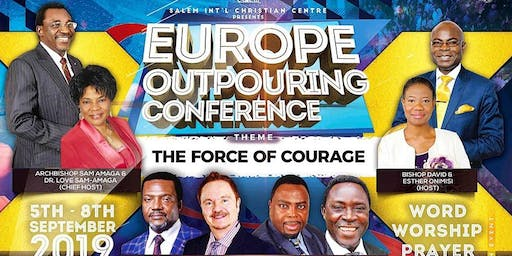 Europe Outpouring Conference 2019