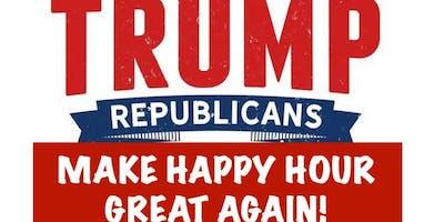 "Michigan Trump Republicans ""Happy Hour"""